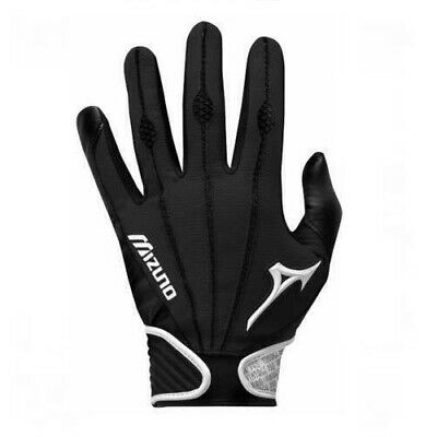 Mizuno Vintage Pro Batting Gloves - black/white - Size Youth M - 1 Pair