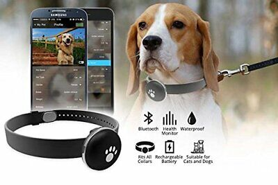 Pettor Way Pet Rover Cat Dog Fitness Activity Monitor Health Check Bluetooth
