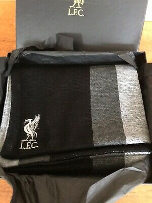 Liverpool Football Club Scarf In Gift Box
