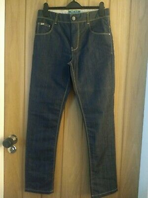 Next Boys straight leg jeans. Originals, age 13 years. Never worn