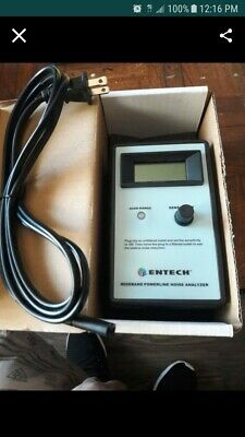 Entech wideband Powerline Noise Analyzer