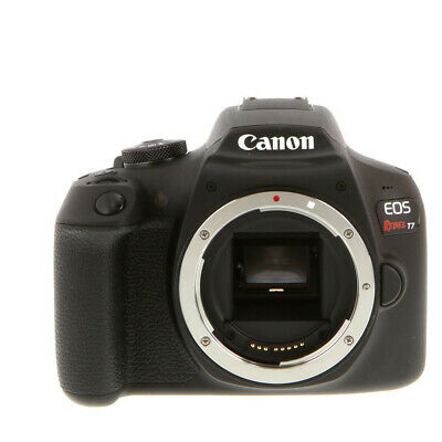 Canon EOS Rebel T7 24.1MP Digital SLR Camera Body Only - CANT70217