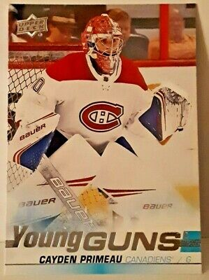 2019-20 UD SERIES 2 YOUNG GUNS Including 5 YG Canvas Complete your set U PICK