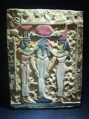 EGYPTIAN ANTIQUE ANTIQUITY Limestone Stela Stele Stelae 1549-1362 BC