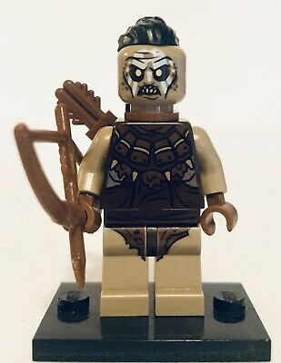 Lego The Hobbit ~ Hunter Orc w// Sword from set 79016 NEW