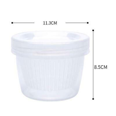 Multi-functional Container Draining Sealed Crisper Food Storage Box Home Kitchen