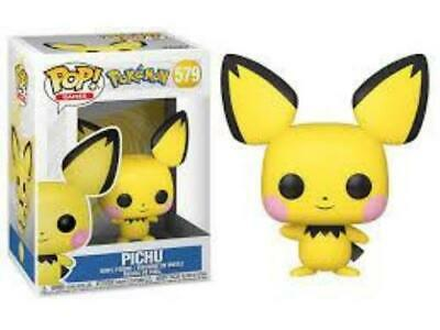 Funko Pop Pichu #579 Pokemon In Stock