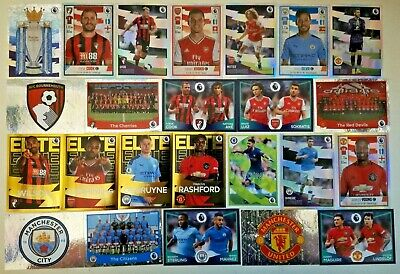 Panini Premier League Football 2020 Special stickers x 24 season 2019/20