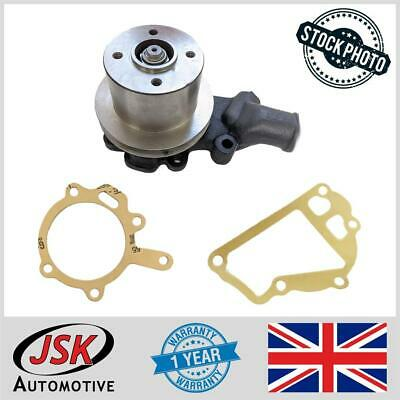 Water Pump + Pulley Massey Ferguson 165 168 174 175 177 178 180 184, 185 188 194