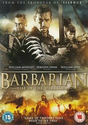 Barbarian Rise Of The Warrior - NEW Region 2 DVD