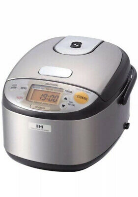 Zojirushi Rice Cooker NP-GBC05 Made In Japan Induction Heating