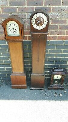 Three clocks spares or repair