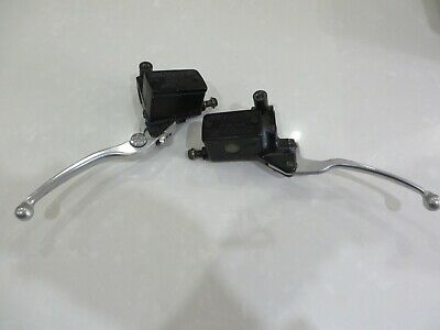 Suzuki Bandit Gsf1200 Mk1 Brake And  Clutch Master Cylinder