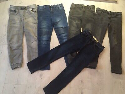 X5 Boys Jeans bundle age 12-13 Years