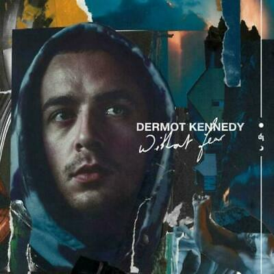 DERMOT KENNEDY  Without Fear (CD Album) New and Sealed