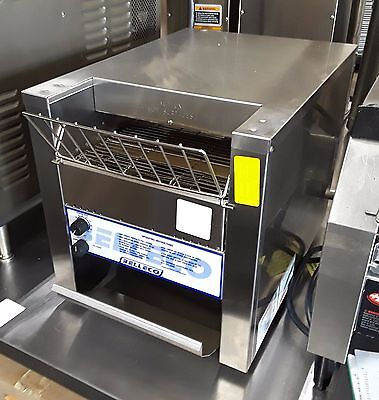 Belleco JT2B - Conveyor Bagel Toaster - 1200 Slice/Hr
