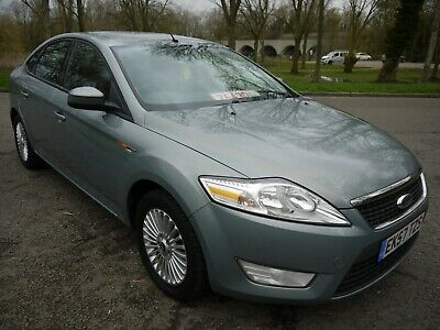 2007(57) Ford Mondeo 2.0 Zetec Duratec 78K Low Miles Metallic Thunder Grey Mk4..