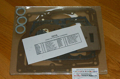 Wisconsin Engine gasket set  Q41A Fits TJD engines  old# Q41B