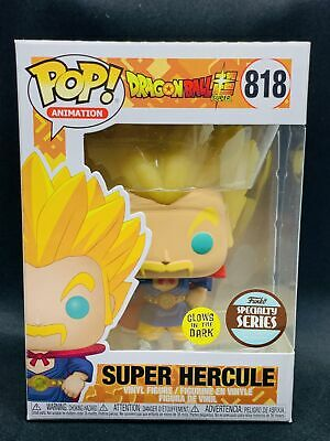 Funko Pop Specialty Series Super Saiyan Hercule GITD Dragon Ball Z  {Pre-Order}