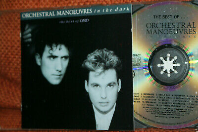 The Best Of Omd  ** Cd Album **  Orchestral Manoeuvres In The Dark