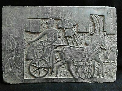 EGYPTIAN ANTIQUE ANTIQUITY Ramses II After Victory Stela Stele 1244-1274 BC