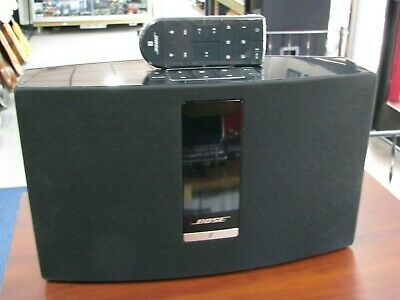 Bose Soundtouch 20 Series III Wireless Speaker Bluetooth Wifi & App Connectivity