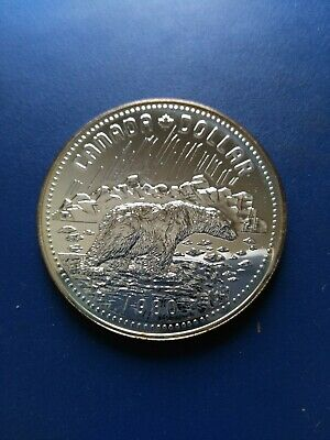 1980 Canadian Silver Dollar ($1), No Reserve!