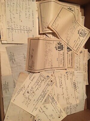 Old Pharmacy  prescription register  1900-1950 Rare Collection