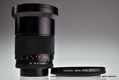 Carl Zeiss Contax Vario Sonnar T * 28-85mm f/3.3-4.0 MMJ Excellent