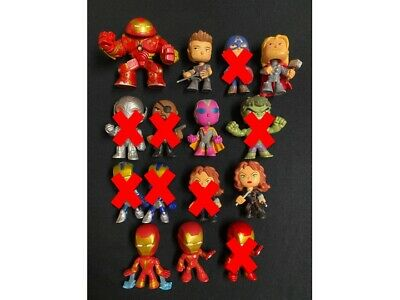 Funko Marvel Avengers Age of Ultron Mystery Minis Rare & Common (You Choose)