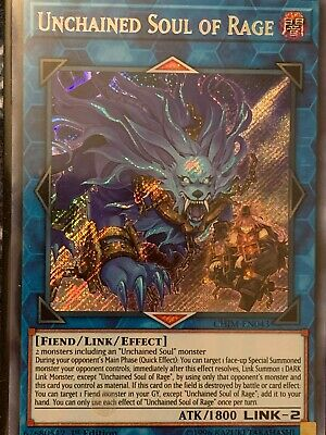 IGAS-ENSE4 Unchained Twins Sarama Super Rare Limited Edition Mint YuGiOh Card