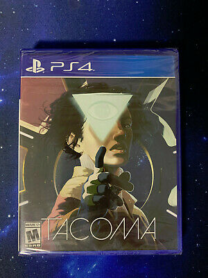 Limited Run #213: Tacoma (PS4 - Playstation4) -2800 copies worldwide- NEW