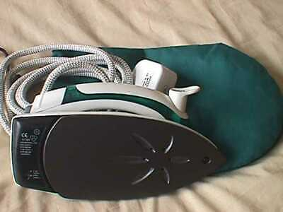 Kenwood Discovery Travel Steam Iron (foldable) c/w Bag.