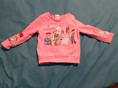 Baby girl Toy Story Jumper 12-18 Months
