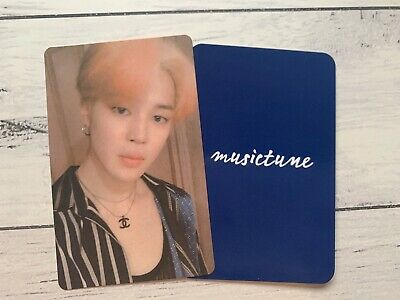 BTS Map Of The Soul MOTS Persona Official Photocard - Jimin Version 2