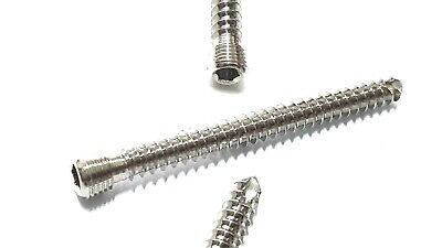 SELF LOCKING SELF TAPPING WITH T8 StarDrive ( 316L STEEL) SCREW VETERINARY ce
