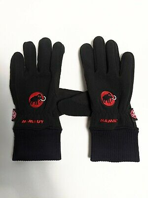 Mammut Windstopper Gloves Merit Saturn Men's Unisex Size S ( 6 ) Fleece Women's