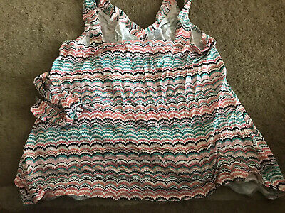 Maternity Blooming Marvelous Summer Top Size M