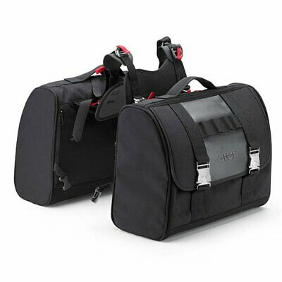 Givi Custom Throw Over Panniers Saddle Bags Soft Side Bags