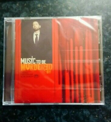 Eminem Music To Be Murdered By Cd Album. ** Brand New/ Sealed **