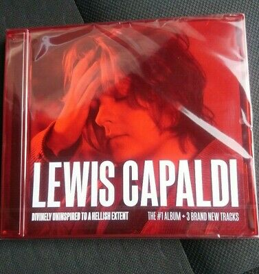 LEWIS CAPALDI - DIVINELY UNINSPIRED TO A HELLISH EXTENT -  CD (Expanded ) New