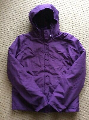 Mountain Warehouse Girls Waterproof Jacket/coat Excellent Condition Age 13