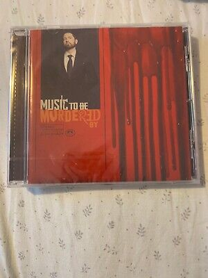 Eminem - Music To Be Murdered By (NEW CD) [Explicit]