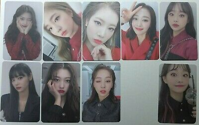 MONTHLY GIRL LOONA - HASH #  Normal ver. Official Photocard