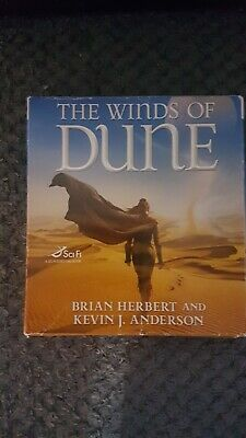 The Winds Of Dune Brian Herbert Kevin Anderson unabridged audiobook on 14 CDs