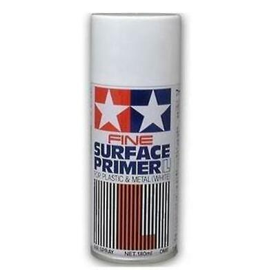 Tamiya Fine Surface Primer Spray White 180ml (74,94 EUR/1000 ml)