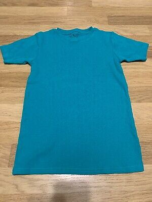 Chillin Loungewear By Next Boys Blue Green Turquoise Top Kids Childrens Age 11