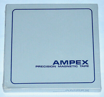 Ampex Precision Magnetic Tape 797 15DW11 Factory Sealed