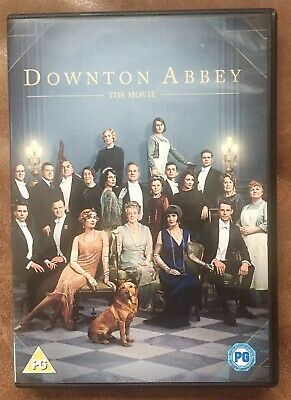 Downton Abbey The Movie DVD [2019] With Bonus Features Excellent Condition
