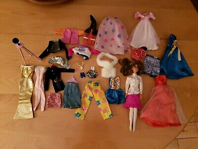 Barbie Doll & Clothes